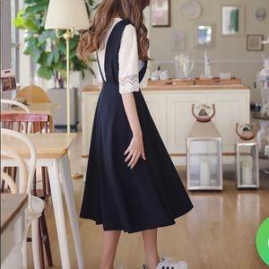 Korean brand jumper dress